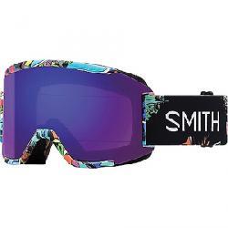 Smith Squad ChromaPop Snow Goggle Bsf / ChromaPop Everyday Violet Mirror / Yellow