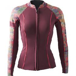 Prana Women's Mara Jacket Carmine Desert Geo