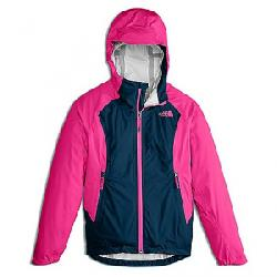 The North Face Girls' Allproof Stretch Jacket Petticoat Pink