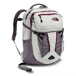 The North Face Women's Recon Backpack Vaporous Grey Light Heather / Rabbit Grey