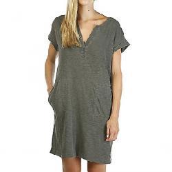 Splendid Women's Placket Dress Coal