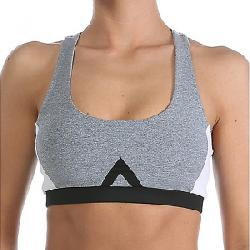 Vimmia Women's Allegiance Bra Heather Grey / White