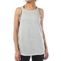 Vimmia Women's Relax V Back Tank Top Heather Grey