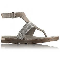 Sorel Women's Torpeda Ankle Strap Sandal Kettle / Elk