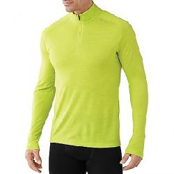 Smartwool Men's PhD Ultra Light Zip T Smartwool Green