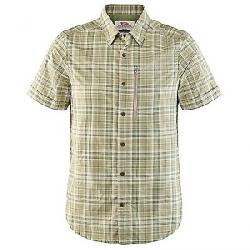Fjallraven Men's Abisko Hike SS Shirt Savanna