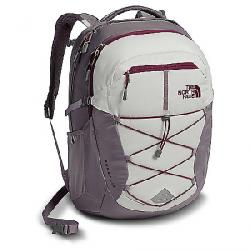 The North Face Women's Borealis Backpack Vaporous Grey Light Heather / Rabbit Grey