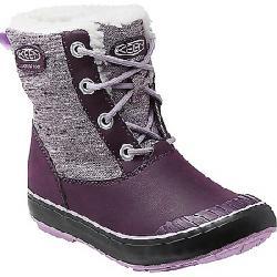 Keen Youth Elsa Waterproof Boot Plum / Pastel Lilac