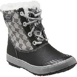 Keen Kids' Elsa Waterproof Boot Black / Houndstooth