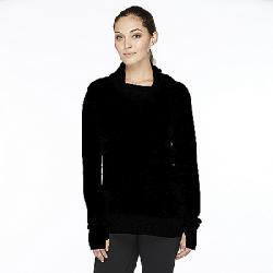 Stonewear Designs Women's Chimney Cowl Top Black