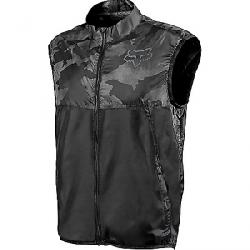 Fox Men's Dawn Patrol Vest Black Camo