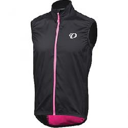Pearl Izumi Men's ELITE Barrier Vest Black / Screaming Pink