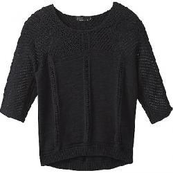 Prana Women's Getup Sweater Black