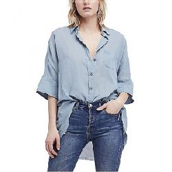 Free People Women's Best Of Me Top Blue