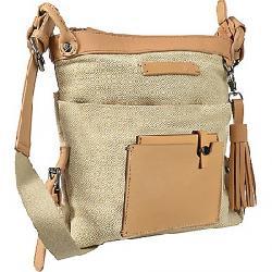 Sherpani Women's Luna Cross Body Bag Vachetta