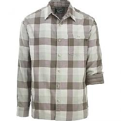 Woolrich Men's Eco Rich Weekend Double Weave LS Shirt Bungee Cord
