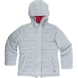 Carhartt Kids' Amoret Quilted Jacket Light Onyx Grey