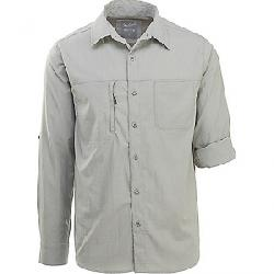 Woolrich Men's Expedition Canyon Convertible Shirt Limestone