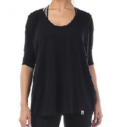 Vimmia Women's Pacific Voop Neck Tee Black