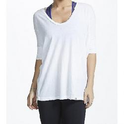 Vimmia Women's Pacific Voop Neck Tee White