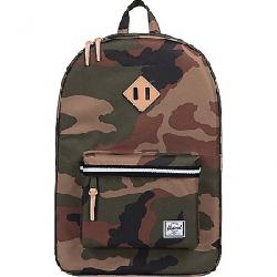 Herschel Supply Co Heritage Backpack Woodland Camo / Black / White
