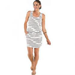 Carve Designs Women's Aliso Dress Sparrow Sun Stripe