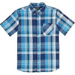 United By Blue Men's Kintyre Plaid Shirt Blue