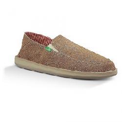 Sanuk Men's Vice Shoe Brown Vintage