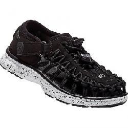 Keen Kids' Uneek O2 Shoe Black / White
