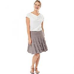 Royal Robbins Women's Essential Tencel Skirt Falcon Heather