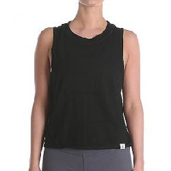 Vimmia Women's Pacific Pintuck Muscle Tee Black