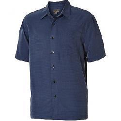 Royal Robbins Men's Desert Pucker S/S Top Collins Blue