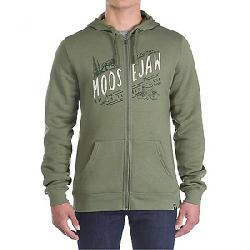 Moosejaw Men's Careful With That Axe, Eugene Zip Hoody Cypress