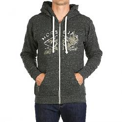 Moosejaw Men's Cold As Ice Zip Hoody Heather Black