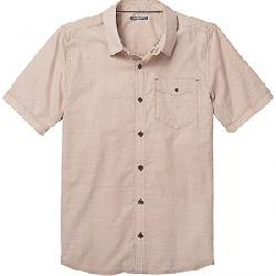 Toad & Co Men's Airbrush Levee SS Shirt Honey Brown