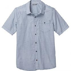 Toad & Co Men's Airbrush Levee SS Shirt Bright Indigo