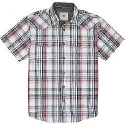 Dakota Grizzly Men's Brodi SS Shirt Mars