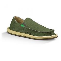 Sanuk Men's Vagabond Shoe Olive