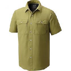 Mountain Hardwear Men's Canyon SS Shirt Fatigue Green