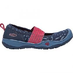 Keen Kid's Moxie Gore Flat Shoe Dress Blues / Raspberry Wine
