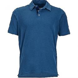 Marmot Men's Wallace SS Polo Vintage Navy Heather