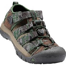Keen Kids' Newport H2 Shoe Cascade Brown Kamo