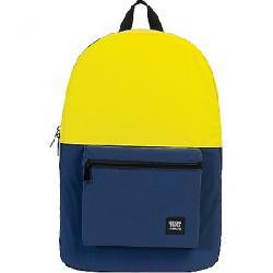 Herschel Supply Co Packable Daypack Neon Yellow Reflective / Peacoat Reflective