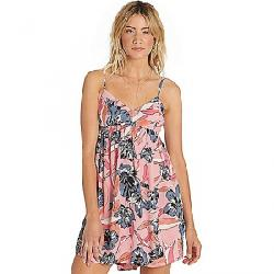 Billabong Women's Florida Fever Dress Faded Rose