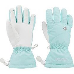 Marmot Women's On-Piste Glove Blue Tint