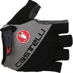 Castelli Men's Adesivo Glove Black / Anthracite