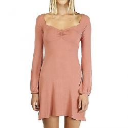 Billabong Women's Walk By Dress Ash Rose