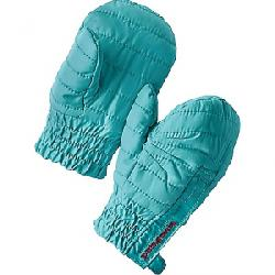 Patagonia Baby Puff Mitts Strait Blue
