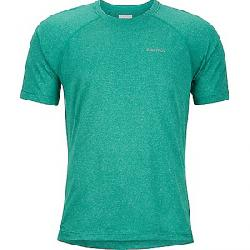 Marmot Men's Accelerate SS Top Shady Glade Heather