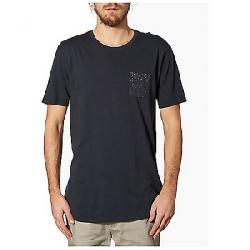 Reef Men's Ilandz Crew Top Faded Black